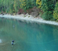 Pitt River Fly Fishing Adventure